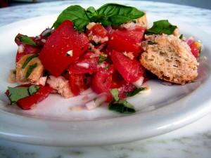 Panzanella - AKA Bread Salad